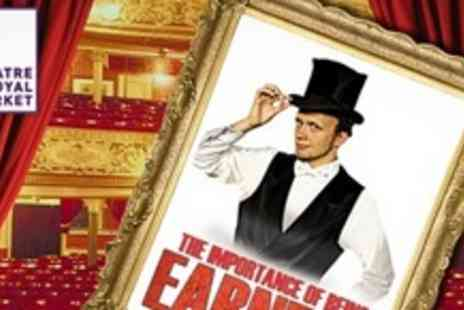 Theatre Royal Haymarket - Top Price Ticket To The Importance Of Being Earnest - Save 50%