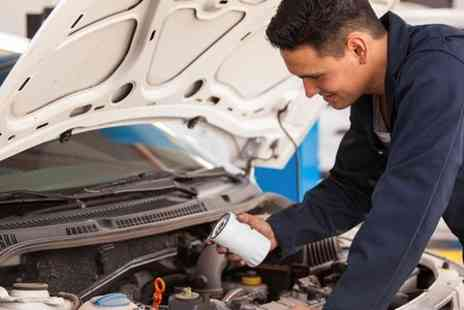 Aadrenalin Vehicle Services - Car Service With Oil Change and Fluid Top Ups - Save 75%