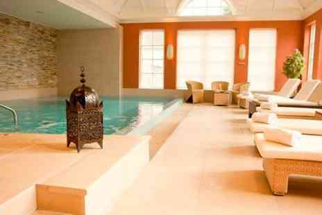 Cotswold House Hotel - Spa Package For One or Two With Treatment and Snack - Save 46%