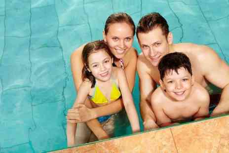 Places for People Leisure - Family Swim Passes - Save 33%