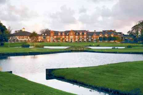 Formby Hall Golf Resort & Spa -  Four Star Escape with Upgrade & Meals - Save 45%