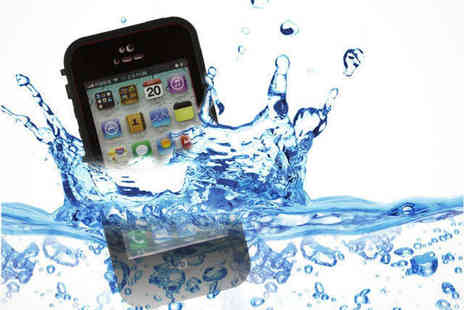 Avenre public - Waterproof, Shockproof Case for iPhone 5/5S - Save 80%