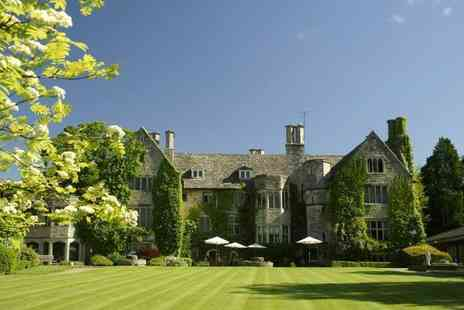 Stonehouse Court Hotel - Two night stay for 2 including breakfast, cream tea & late checkout - Save 47%
