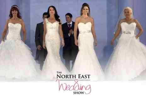 The UK Wedding Shows - Entry to The North East Wedding Show, Newcastle  For Two - Save 30%