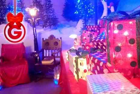 Santas Grotto - Entry to Santas Grotto Cambridge For One Child - Save 20%