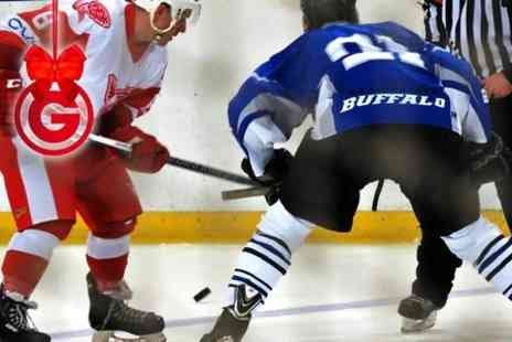 Haringey Racers - Tickets to Haringey Racers Ice Hockey Match - Save 50%