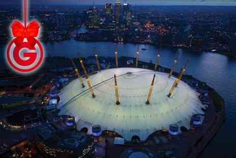 The O2 -  Climb Experience For One Plus £5 Groupon Credit  - Save 0%