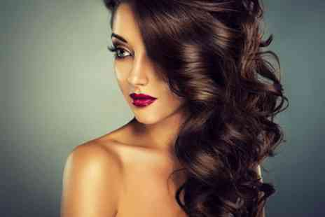 Fusion Hair, Beauty & Nails - Full head of colour with haircut, wash & finish - Save 0%