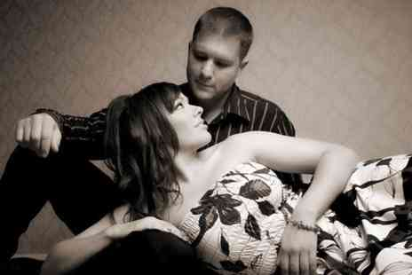 Firefly Photography - Couples Photoshoot With Framed Print  and Makeover  - Save 90%