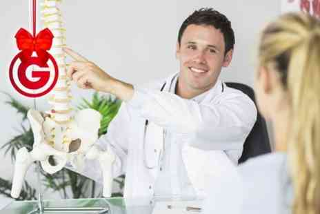 Greater Manchester Chiropractic Clinics -  Consultation and Two Treatments - Save 72%