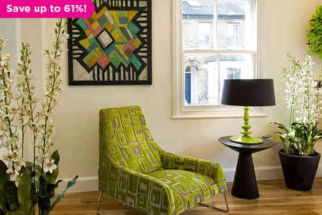 Ethos Hotel - A Boutique Haven in Learned Oxford - Save 61%