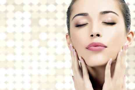 Beyond Beauty - Three Sessions to Laser Thread Vein Treatment - Save 89%
