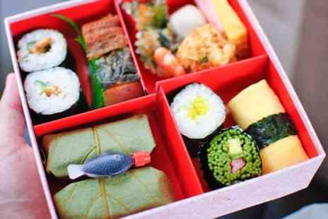 On Cookery Club - Dim Sum or Sushi Bento Box Class - Save 54%