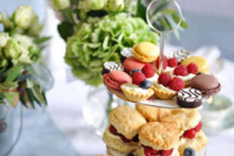 The Marine Hotel - Champagne Afternoon Tea for Two  - Save 44%