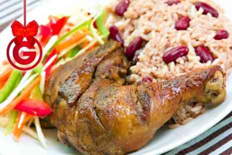 Reggies Caribbean Cuisine - Two Courses For Two  - Save 0%