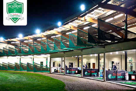 Trafford Golf Centre - 150 Balls on the Driving Range with Club Hire - Save 54%