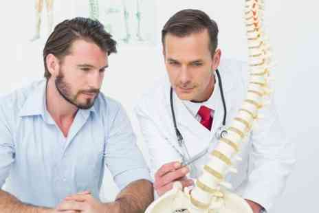 Back To Health Wellness Centre - Four Part Chiropractic Treatment with Back Scan  - Save 85%
