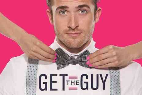 Get The Guy - Entry to Get the Guy Workshop With Matthew Hussey  - Save 50%
