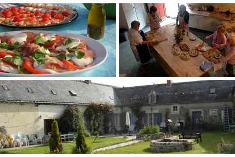 The Secret Garden - Learn to cook at The Secret Garden in France for Three nights with a Two day class - Save 61%