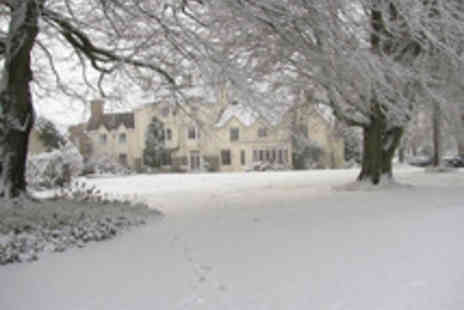 Esseborne Manor - Gorgeous Countryside Retreat for Two with Cream Tea, Seven Course Dining and Golf - Save 49%