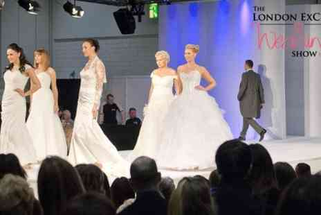 The UK Wedding Shows - Two Tickets to The London ExCeL Wedding Show - Save 44%