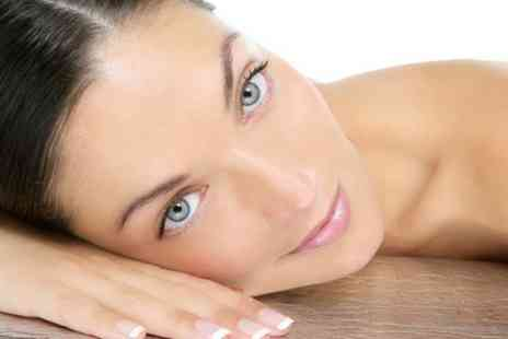 Exquisite - One Hour Facial  Plus Gel Nails  - Save 62%