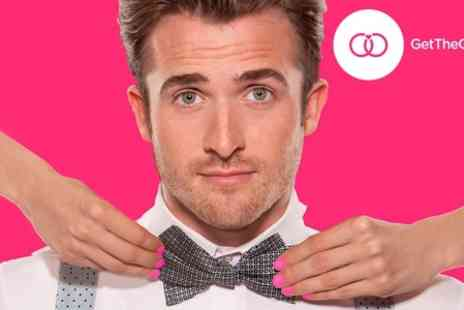 Get The Guy - Entry to  Get the Guy Live Event With Matthew Hussey  - Save 38%