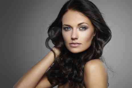The Corner Rooms - Cut and Blow Dry With Conditioning Treatment and Highlights - Save 53%