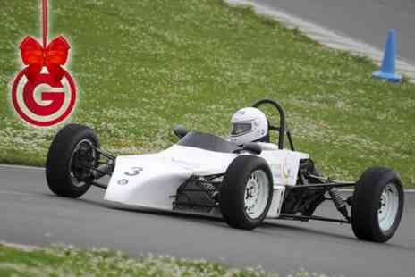Performance driving centre Anglesey - Single Seater Race Car Experience - Save 72%
