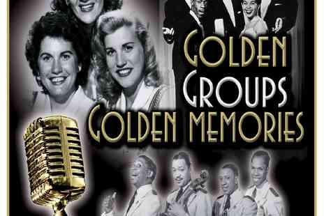 Memory Lane Media - Golden Groups Golden Memories Three CD plus 20 page booklet - Save 8%