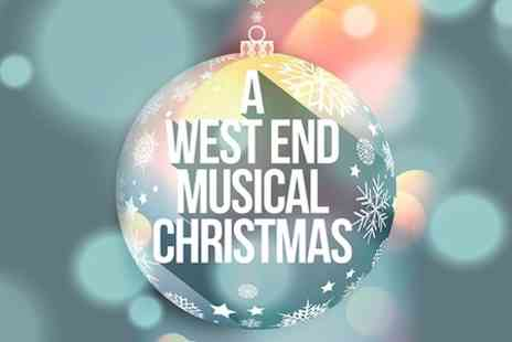 New Wolsey Theatre Presents - Entry For Two at A West End Musical Christmas  - Save 50%