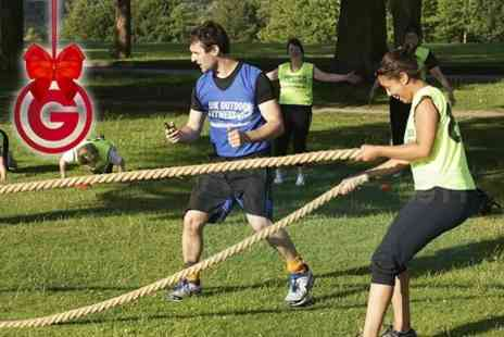 UK Outdoor Fitness - Eight Sessions of Bootcamp - Save 75%