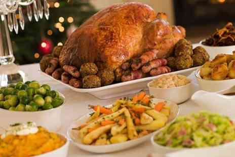 Reform Social and Grill - Festive Turkey Meal With Wine For One  - Save 0%