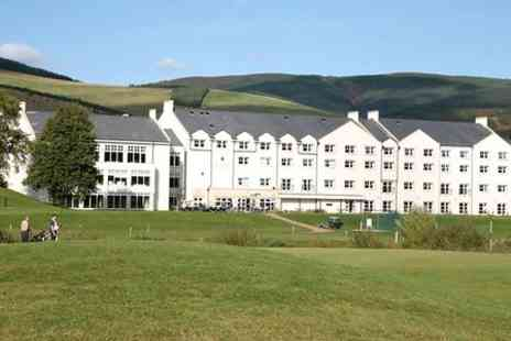Macdonald Cardrona Hotel - Scottish Borders Stay For Two and Afternoon Tea  - Save 32%