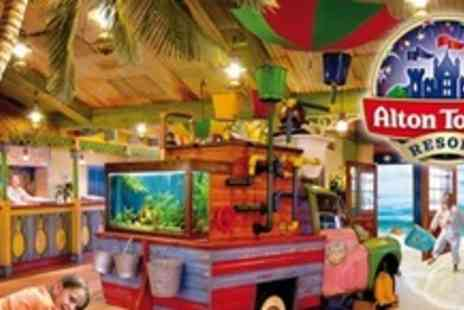 Alton Towers Resort - One night stay for a family of four on Friday 3 February - Save 45%