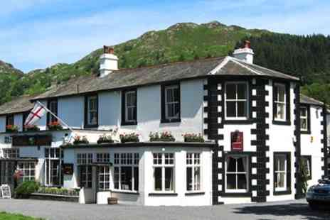 Scafell Hotel - Overnight stay Lake District Escape including Meals - Save 55%