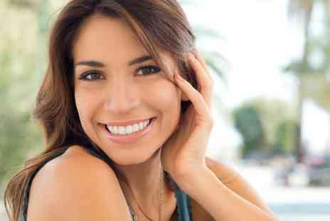 Parkdent Clinic - 60 minute LED laser teeth whitening treatment including consultation and standard check up  - Save 82%