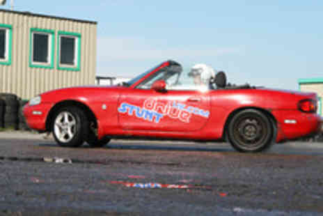 Stunt Drive UK - Thrilling Stunt Driving Experience for One - Save 60%