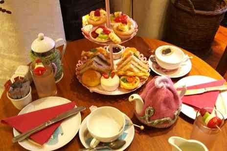 The Old Post Office - Festive Afternoon Tea With Box of Chocolate Truffles For Two  - Save 0%