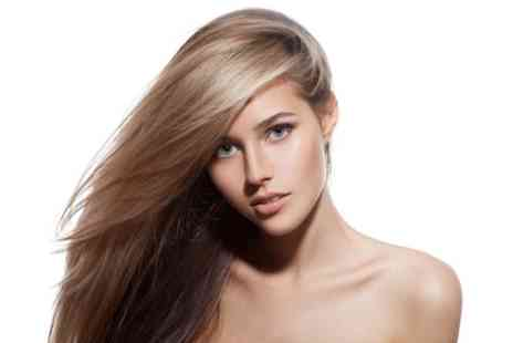 Glamorous Hair  - Half a head of highlights, cut with blowdry Plus colour conditioning treatment & head massage - Save 0%