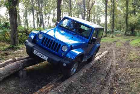 4x4 Events  - One hour off road Jeep experience - Save 61%