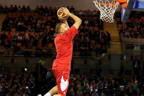 British Basketball League - British Basketball League Trophy Final Tickets - Save 59%
