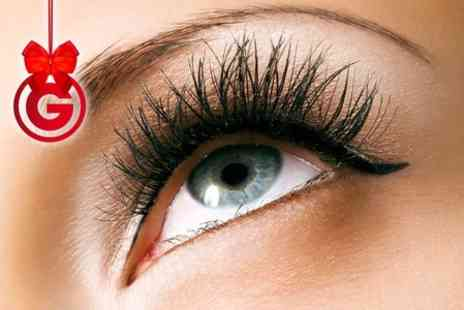 The Spa Boutique - Full Set of Eyelash Extensions  - Save 66%