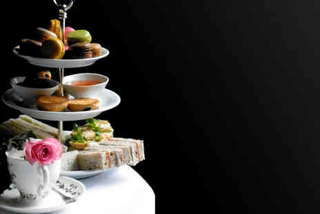 Hush - £22.50 for a Hendrick's High Tea for 2 people at Hush in Mayfair - Save 55%