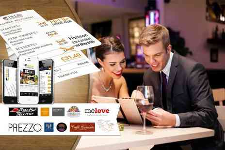 Hi-Life Diners - Three month 2 for 1 Platinum membership card plus Delivery included - Save 76%