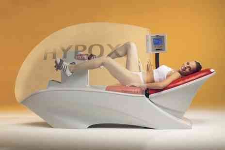 Hypoxi South Woodford - Gift Voucher  or Four Therapy Sessions - Save 62%