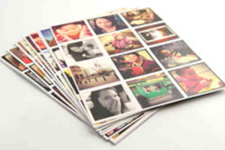 Instajunction - A Choice of 24 Personalised Fridge Magnets - Save 61%