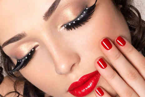 London Makeup Studio - Three Hour Make Up Masterclass - Save 81%