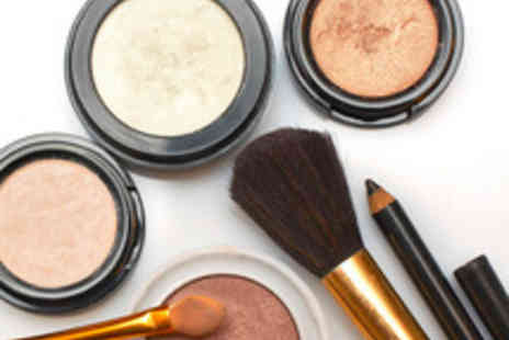 Black Ivory Beauty - Three Hour Make Up Masterclass with MAC Products - Save 72%