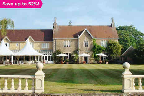 Fallowfields Country House Hotel - Overnight stay for two with breakfast - Save 52%